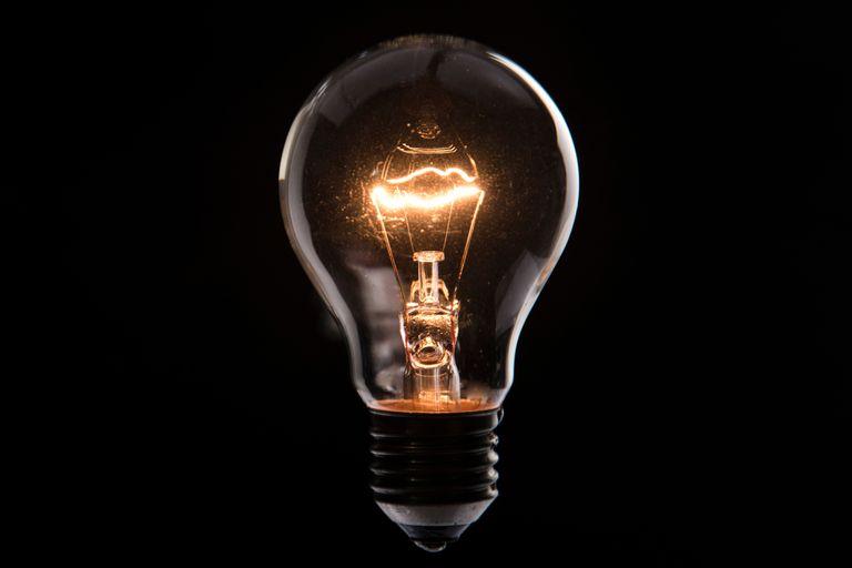 Se le apagó la lamparita. La luz artificial como kriptonita