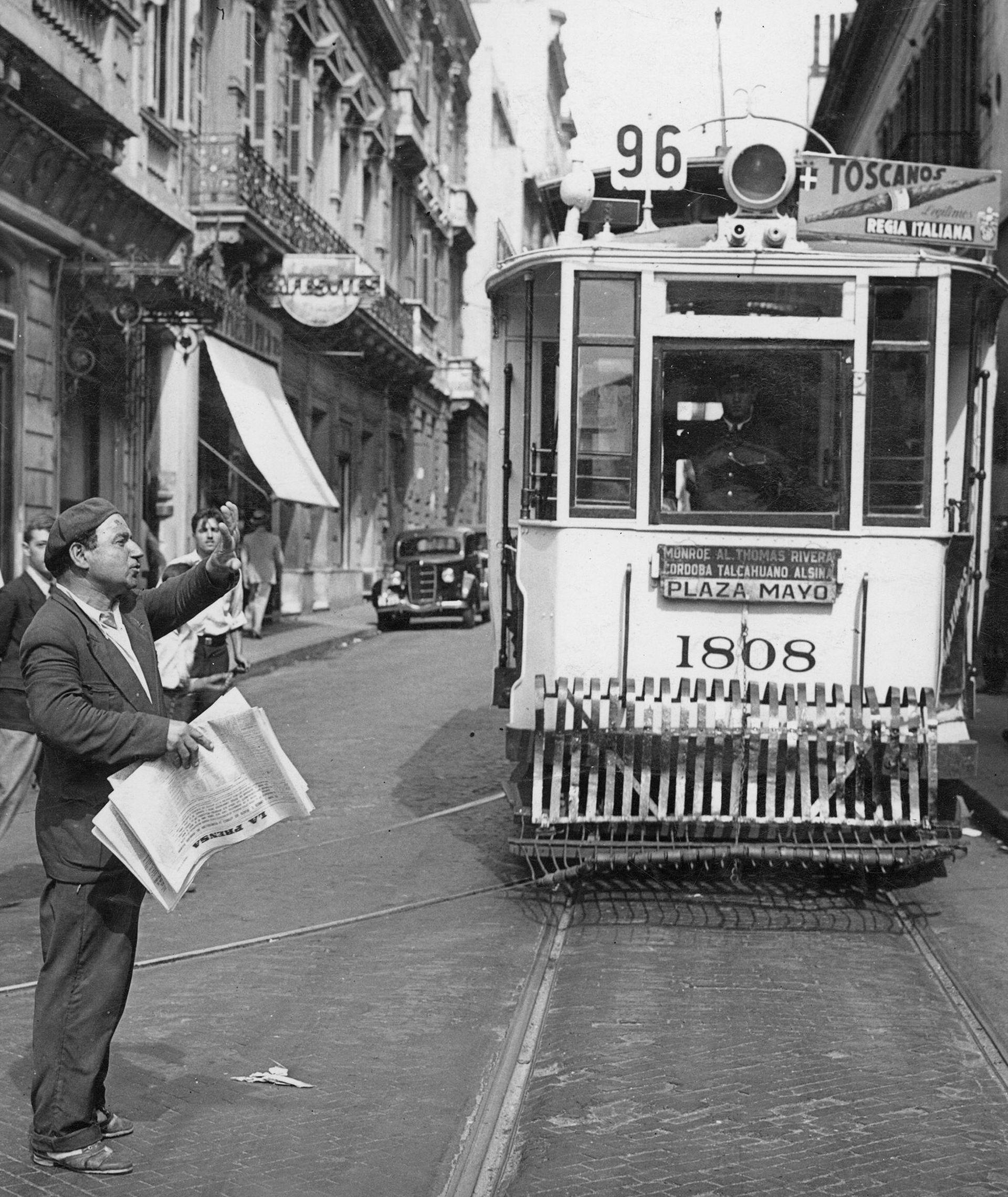 Los canillitas dejaron las calles: los diarios ya no se venden a viva voz.