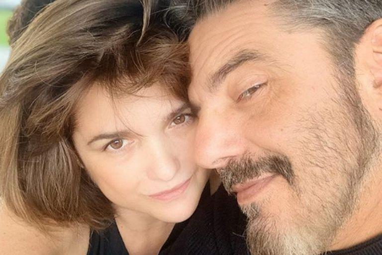 Araceli González y Fabián Mazzei: doce años de amor, respeto y fidelidad