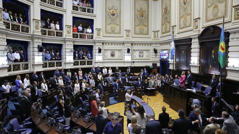 Los legisladores bonaerenses comenzaron a publicar sus declaraciones juradas