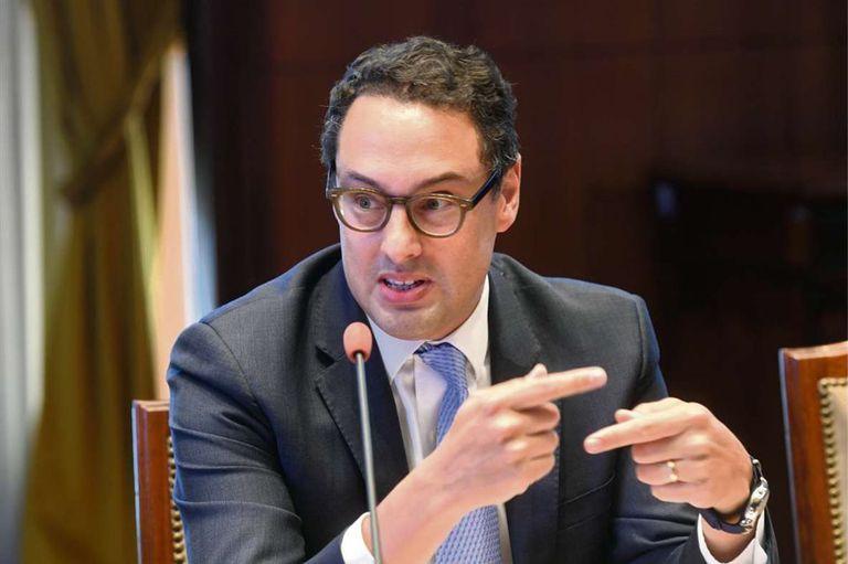 Leandro Cuccioli asumió como nuevo jefe del ente recaudador