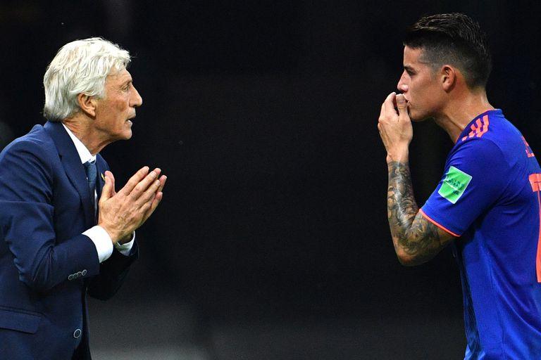 Qué dijeron los futbolistas colombianos y el ex presidente Santos de Pekerman