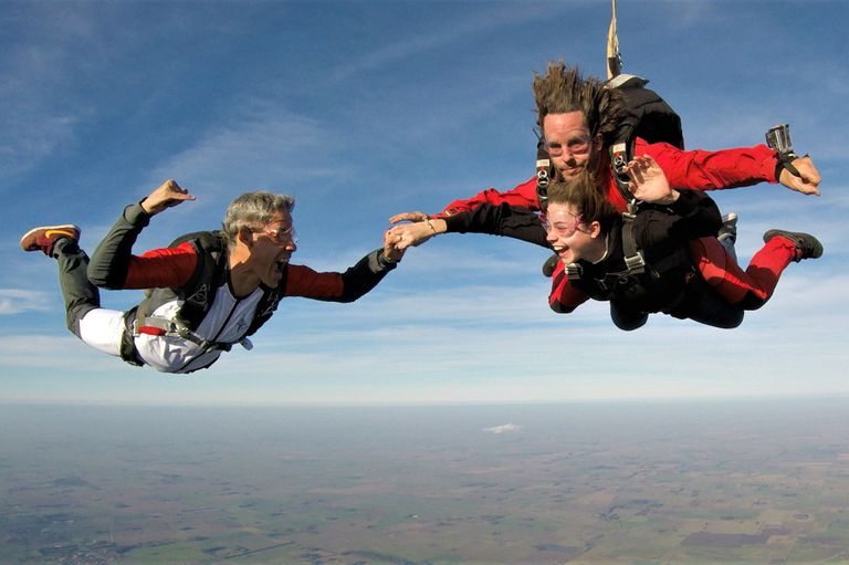 9 actividades llenas de adrenalina que tenés que probar una vez en tu vida