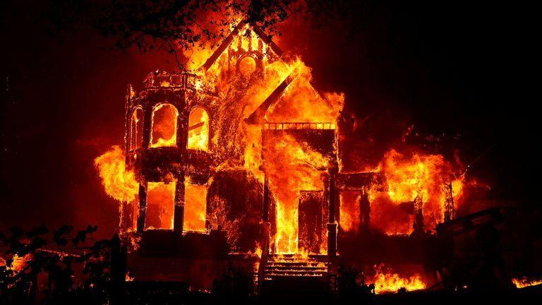 """Incendios en California. El secretario general de la OMM dijo que los resultados de la nueva investigación son """"más que meras estadísticas"""""""