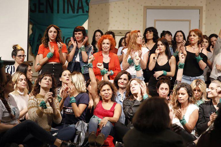 Actrices Argentinas repudió la liberación de presos por violencia de género