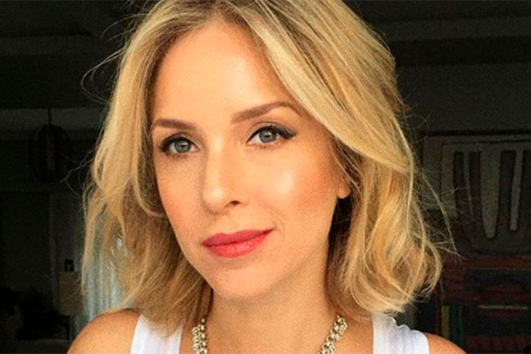 """Carla Peterson sorprendió con un cambio de look: """"No es una app ni una peluca"""""""