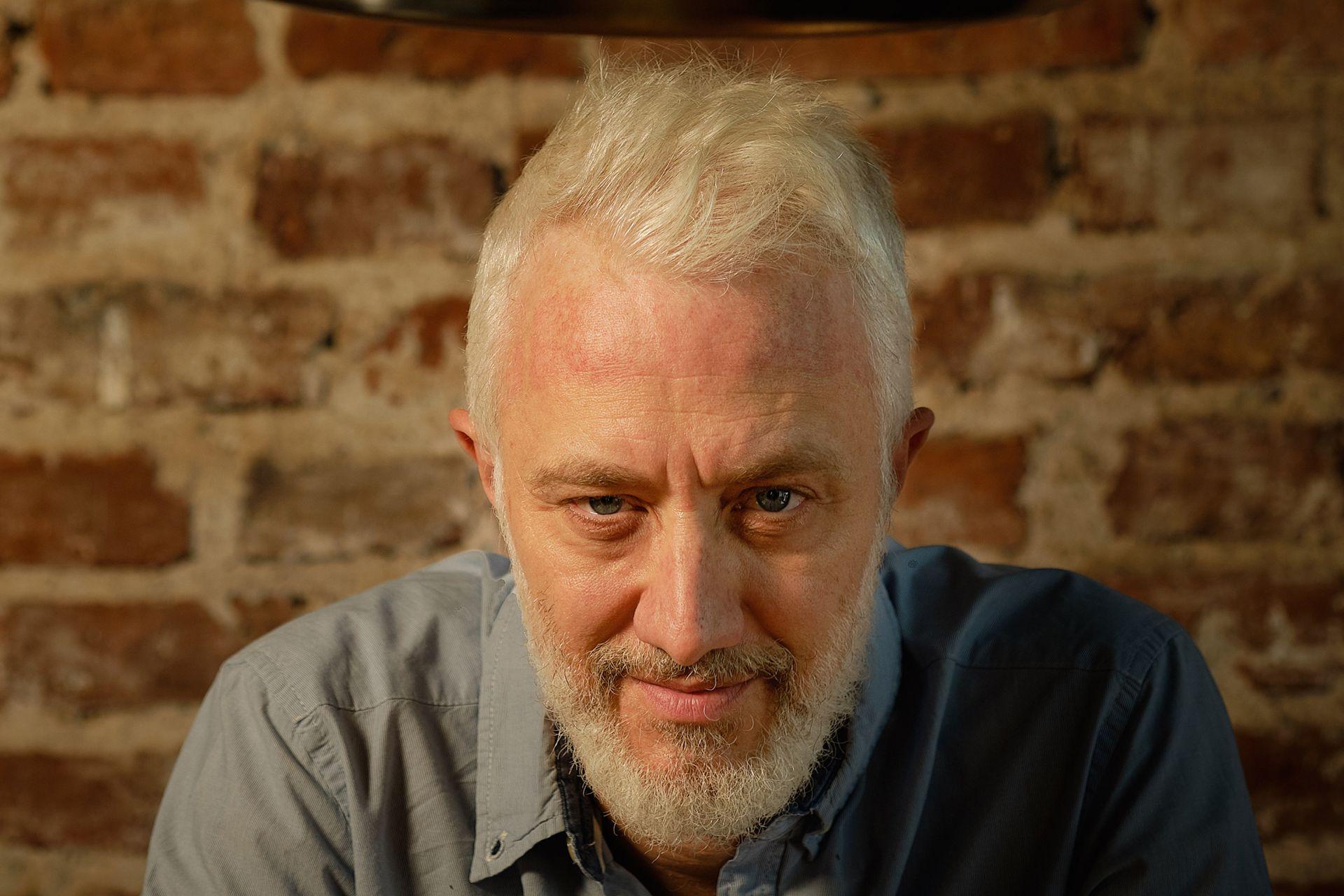 Andy Kusnetzoff y un futuro radial aún sin precisiones
