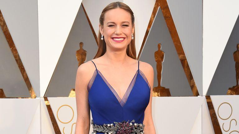 Brie Larson se quedó con el premio a mejor actriz