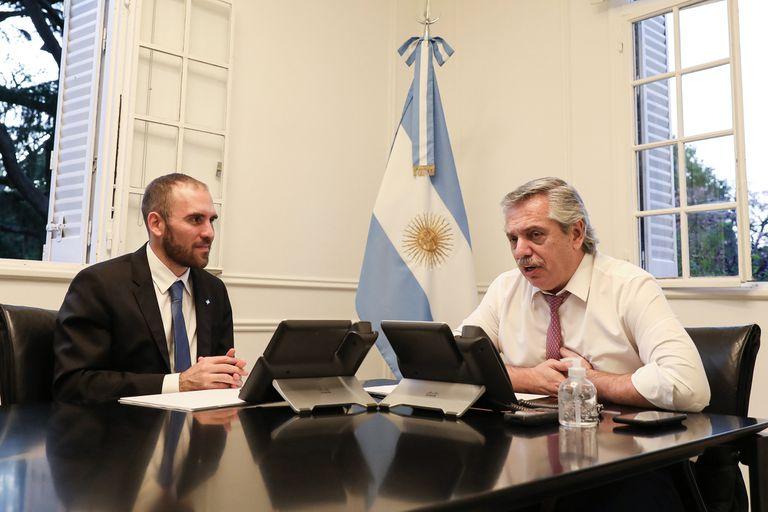 Fernández se reunió con Guzmán