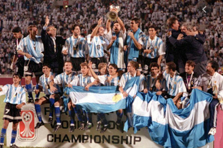 La primera conquista de Pekerman como formador en seleccionados argentinos ya es realidad.