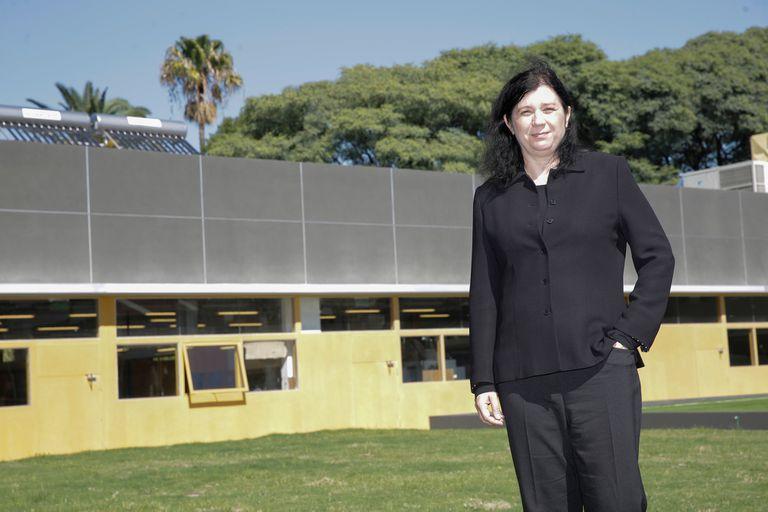 Angelina Galiteva, en el ITBA