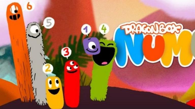 """A través de este videojuego los niños pueden aprender matemáticas """"mirando"""" cómo son los números por dentro, a través de unos personajes inventados"""