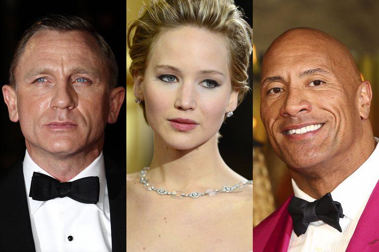 Salarios millonarios y disparidad de género: cuáles son los artistas mejores pagos del Hollywood actual