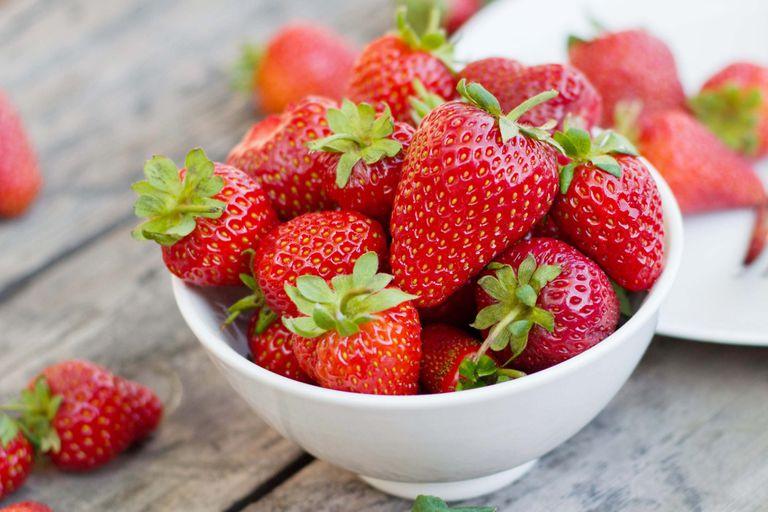 Frutillas: 10 formas originales de usarlas en la cocina