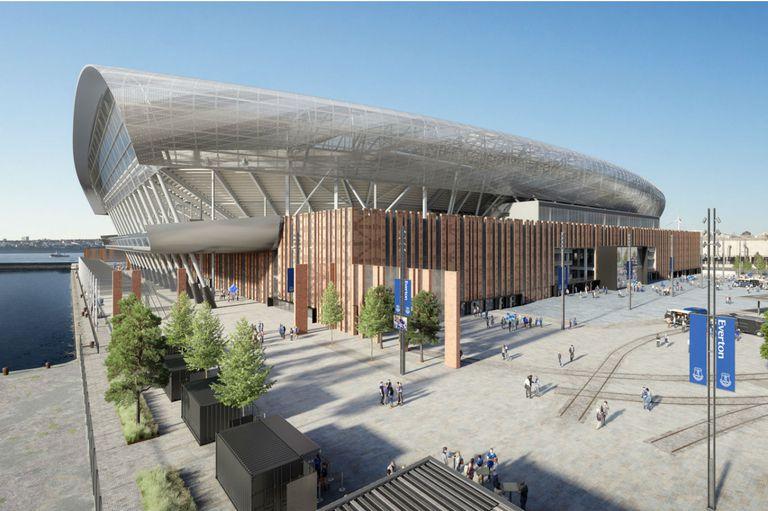 El proyecto del nuevo estadio incluye la creación de una zona pública para su utilización en los días sin partidos