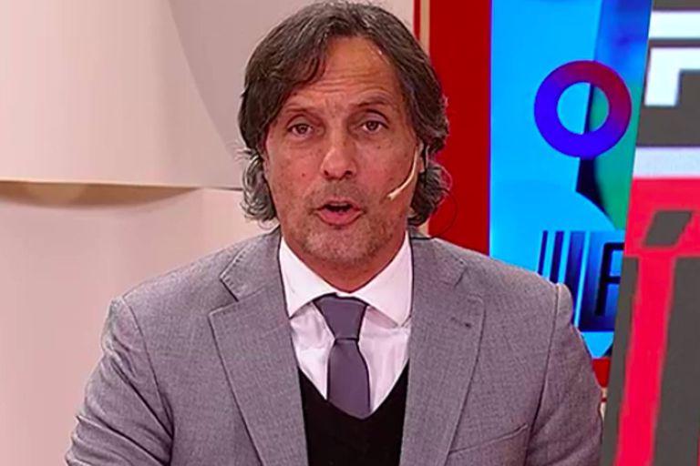 """Gustavo López se defendió de las críticas y acusó de """"discriminador"""" a Coscu"""
