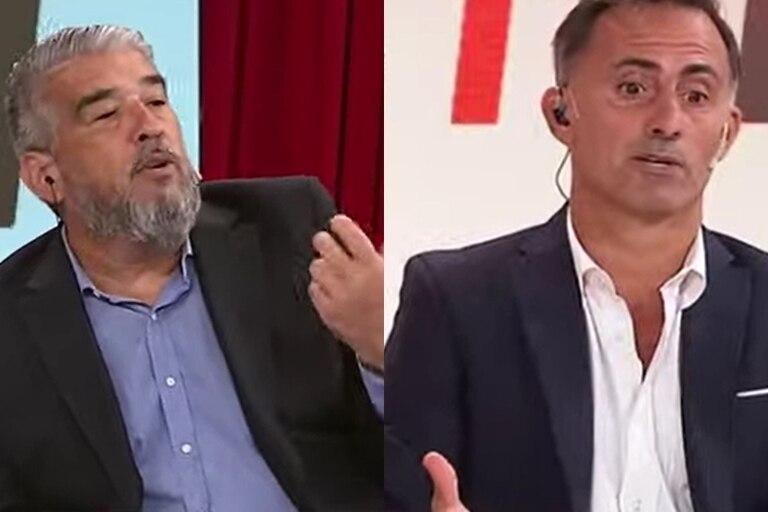 """Chavo"" Fucks y Diego Latorre"