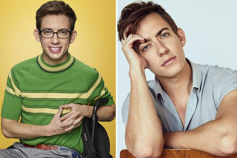 Fuera del clóset: la increíble transformación del actor de Glee Kevin McHale