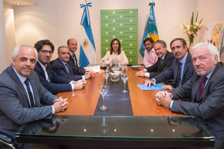 La gobernadora de la provincia de Buenos Aires y el ministro de Justicia de la Nación analizaron los avances de la iniciativa oficialista