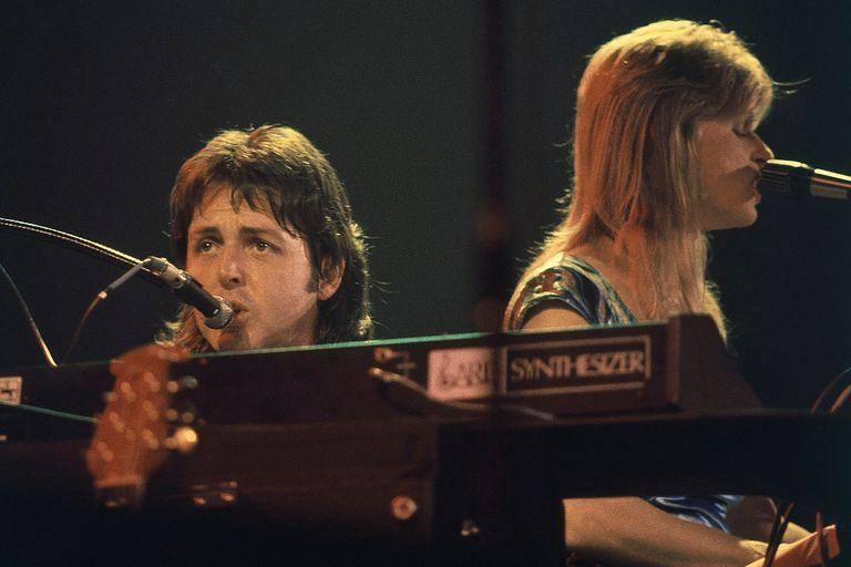 Paul McCartney y Linda Eastman