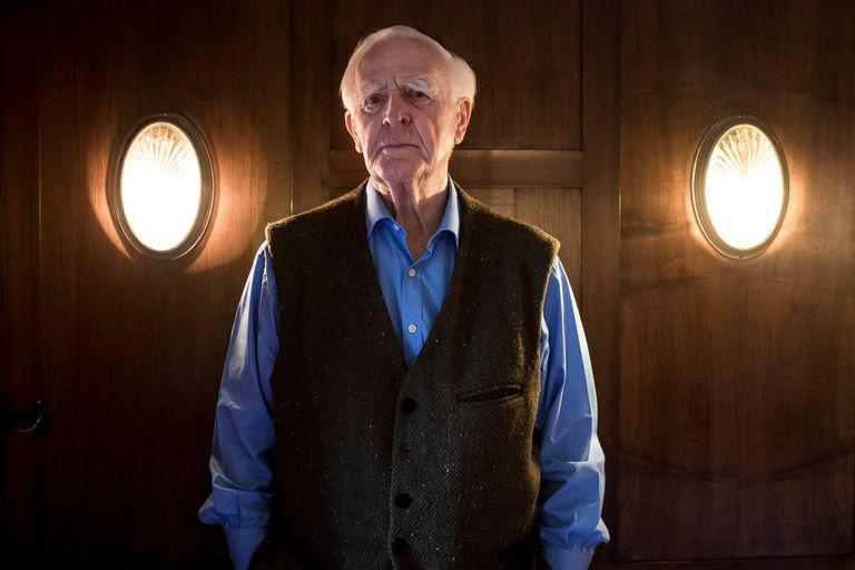 El último enigma de Le Carré: se hizo irlandés antes de morir