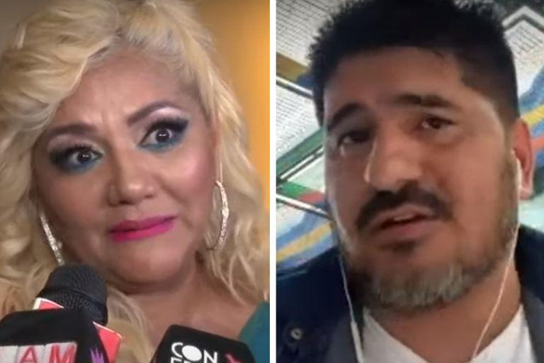 """El exnovio de Gladys """"la Bomba Tucumana"""" la denunció por discriminación"""