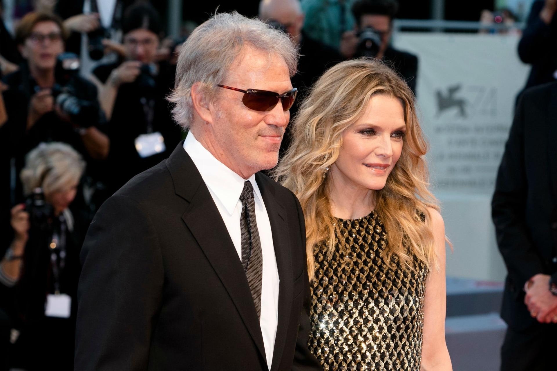 Pfeiffer recientemente aseguró que eligió muy bien cuando se casó con Kelley y que nunca lo da por sentado