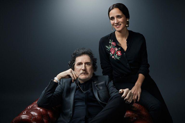 Julieta Venegas habla del documental dedicado a Charly García