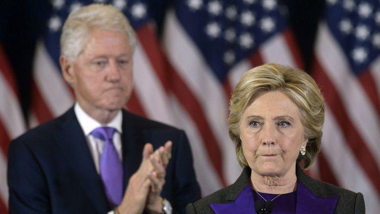 El desconsuelo de Hillary