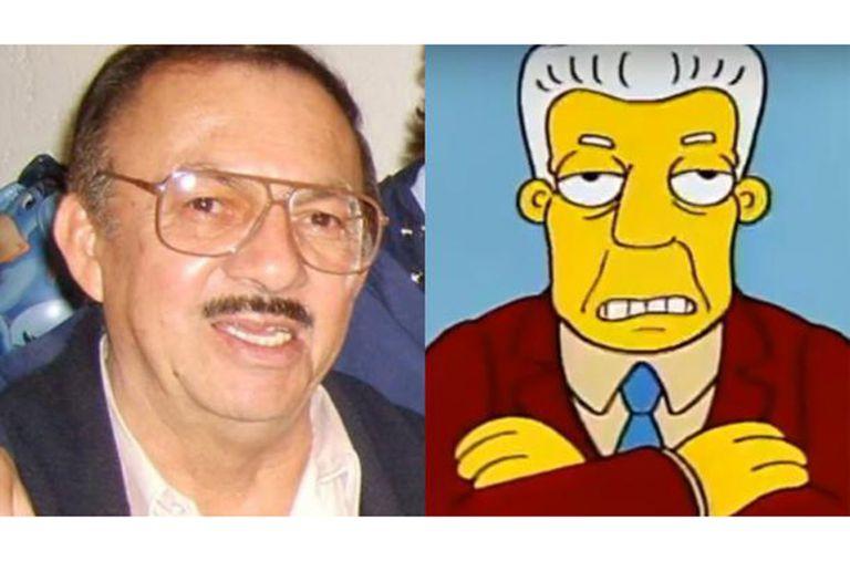 Murió el doblajista Gonzalo Curiel, la voz de Kent Brockman en Los Simpson