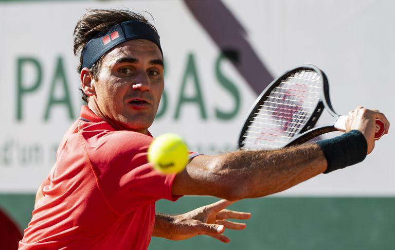 Agenda. TV del jueves en París, con Federer, Nadal, Djokovic y tres argentinos