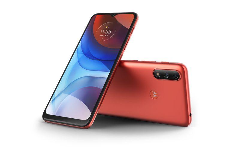Moto E7i Power: Motorola lanza su nuevo teléfono económico con doble cámara y una batería de 5000 mAh
