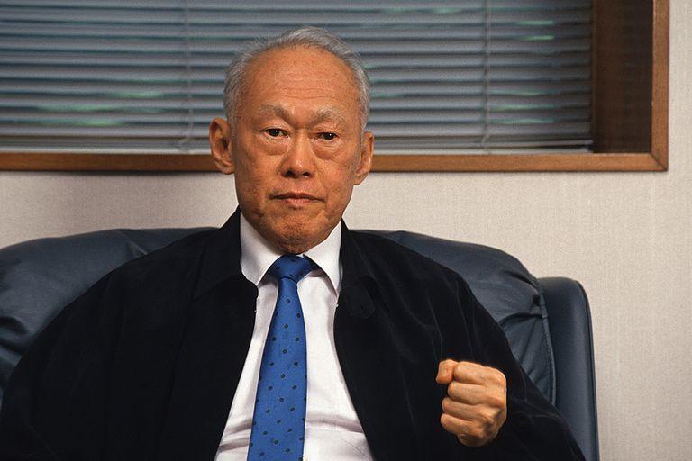 Lee Kwan Yew (1923-2015)