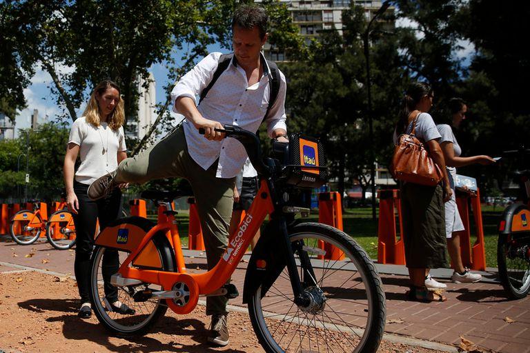 El sistema Ecobici alcanzó las 400 estaciones y 4000 bicicletas disponibles en la Ciudad