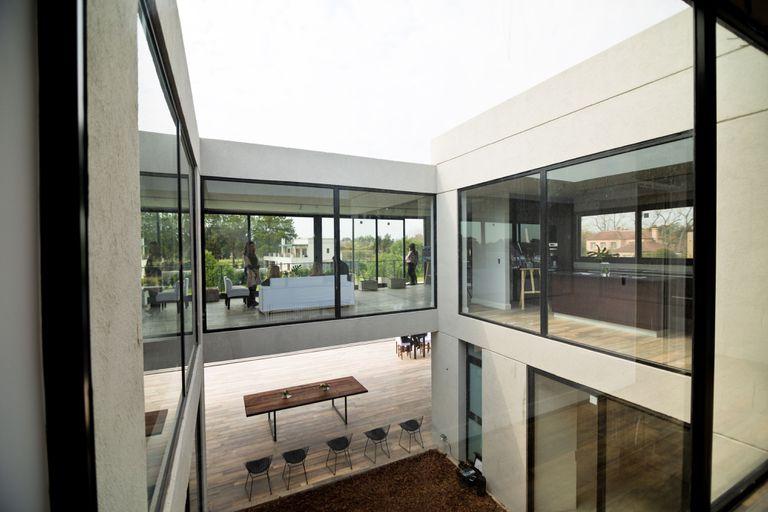 La casa a la que se puede acceder a una cuotaparte de la renta de la propiedad con una inversión mínima de US$100