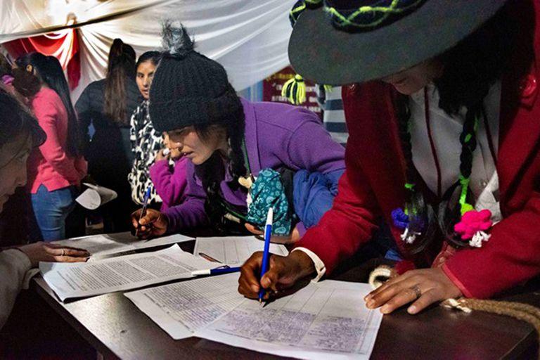 Piden que el próximo censo incluya las lenguas de los pueblos originarios