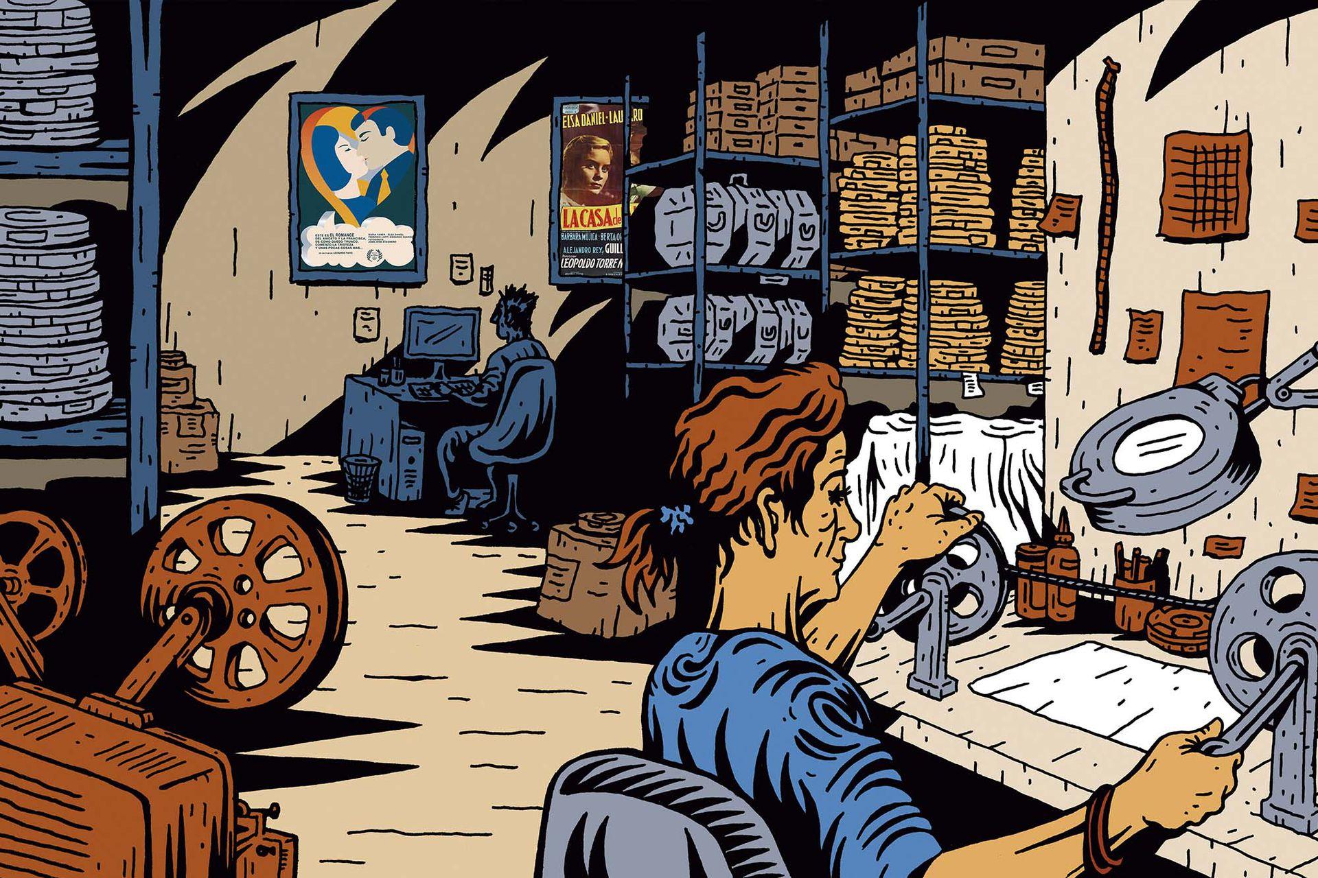 El Archivo General de la Nación (AGN) es un tesoro invaluable de más de 150.000 horas.
