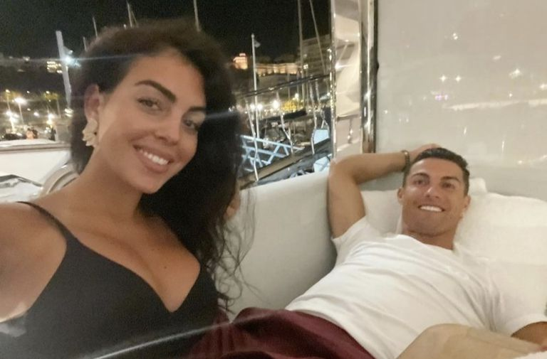 Georgina y Cristiano están juntos desde 2016