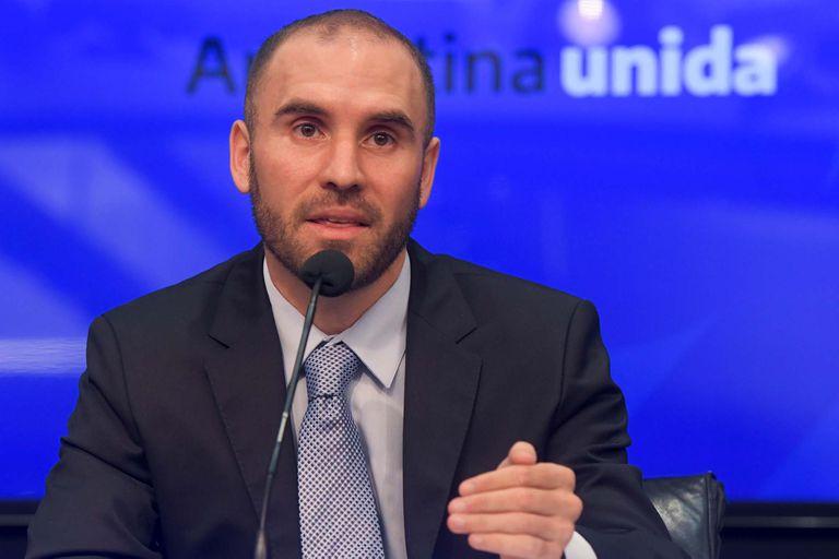 El ministro se reunirá con Luis Cubeddu, jefe de misión del Fondo para la Argentina