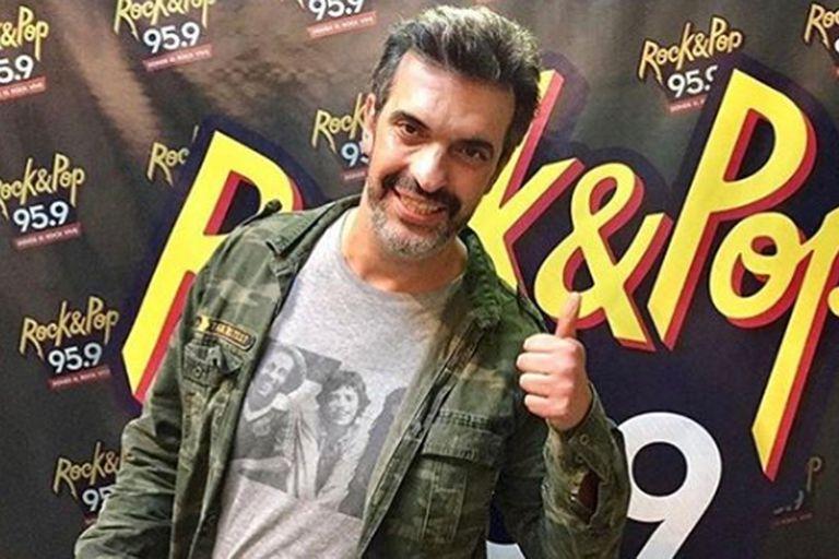 Con Martín Ciccioli y Nancy Pazos, Rock & Pop rearma sus mañanas