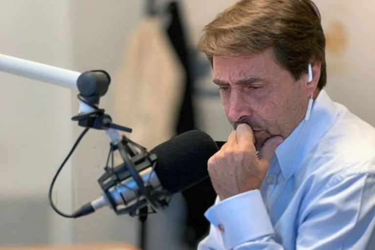 "La muerte de Carlos Calvo. Para Eduardo Feinmann ""fue otra víctima de la droga"""