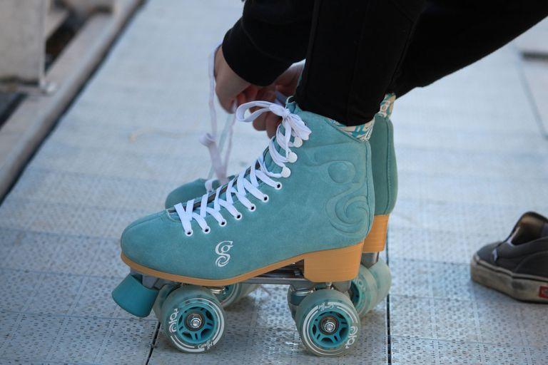 Los patines quad son los indicados para practicar roller dance