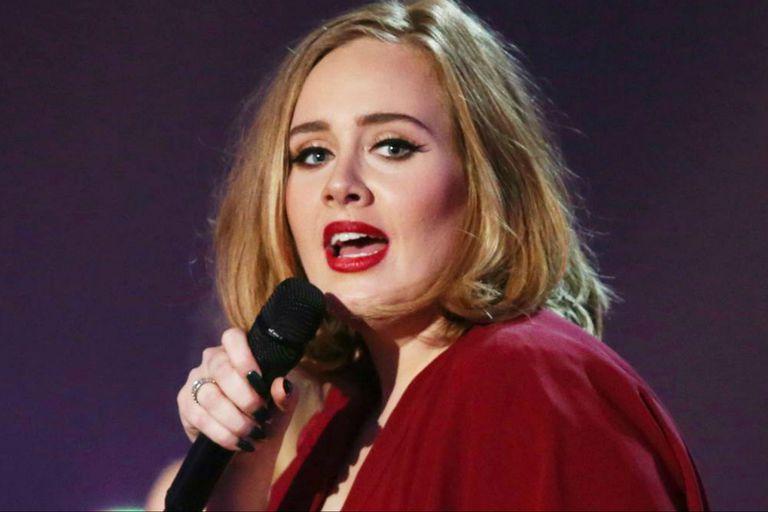 Adele se unió a Jennifer Lawrence y Cameron Diaz en La Marcha de las Mujeres