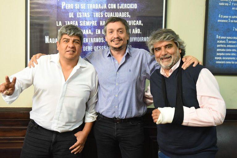 Máximo Kirchner se acerca a la CGT y explora un acuerdo con empresarios