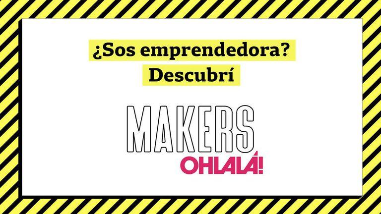 OHLALÁ! Makers, la escuela virtual para emprendedoras