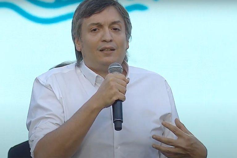 La apuesta de Máximo Kirchner sería erigirse como el ganador de las próximas elecciones, en un escenario oficialista optimista, de recuperación económica y voto opositor dividido