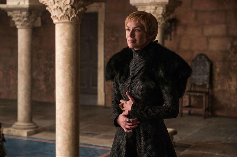Lena Headey como Cersei Lannister