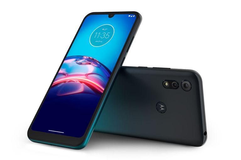 """Moto E6S: así es el nuevo teléfono de Motorola con 2 cámaras y pantalla de 6,1"""""""