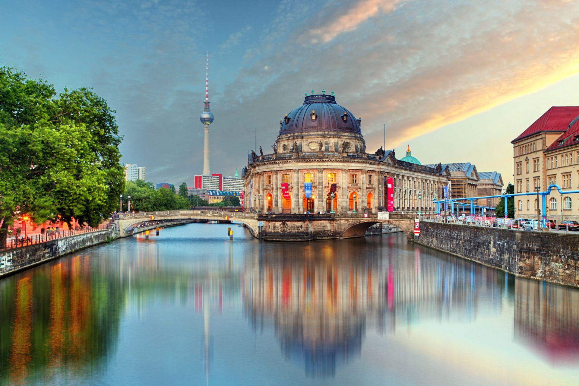 Postales de Berlín.