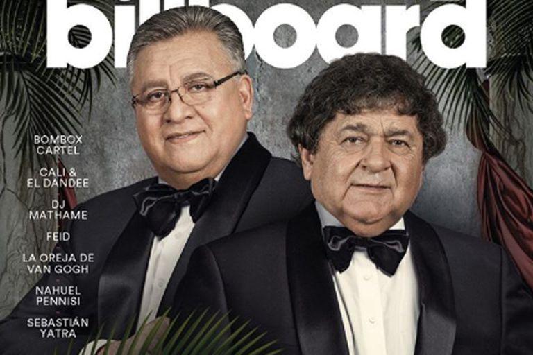 Los Palmeras hicieron historia: primera banda de cumbia en ser tapa de Billboard